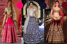 indian wedding dress how to find an indian wedding dress based on skin tone