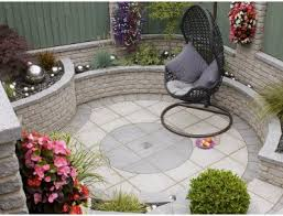 Marshalls Patio Planner Marshalls Argent Smooth Garden Paving Turnbull