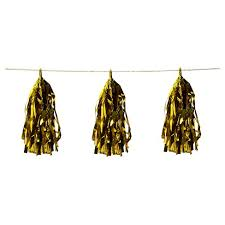 gold tassel garland spritz target