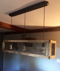 Wood Light Fixture Rustic Lighting Chandelier Wood Light Inside Plan 19