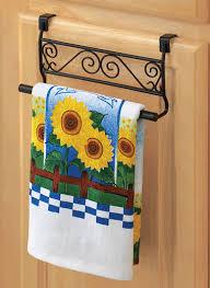 kitchen cabinet towel bar u2013 kitchen ideas