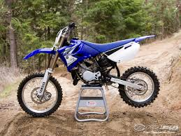 2011 Yamaha Yz85 First Ride Photos Motorcycle Usa