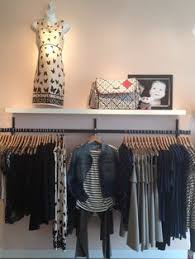 Shop Design Ideas For Clothing I Like The Art Propped Up Inside Flatiron Sell It