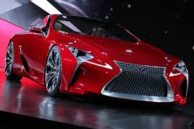 lexus lfa red lexus lf lc will be produced but not as a successor for the lfa