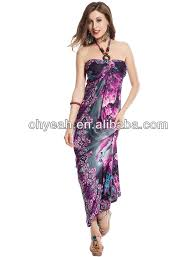 2014 newest fashion ladies summer wear short front long back dress