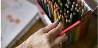 Les cahiers de coloriage le nouveau terrain de jeu des adultes