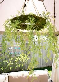 Outdoor Chandelier Diy Moss Chandelier Wreath Diy