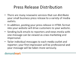 business press release template an outline of what your press