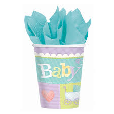 Baby Shower Pastel - baby shower accessories