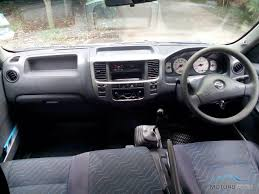 nissan urvan interior nissan urvan 2004 motors co th