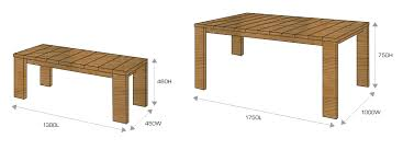 Dining Table Size  Seater What Does This Mean For Table Size - Standard kitchen table sizes