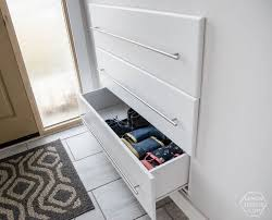 Storage Solutions For Shoes In Entryway Best 25 Split Level Entryway Ideas On Pinterest Split Entry