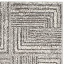 Brown And Grey Area Rugs Hilliard Contemporary Light Grey Grey Area Rug Reviews