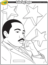 martin luther king coloring pages printable funycoloring