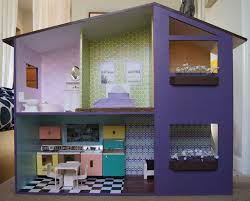 De Plan Barbie Doll Furniture by 307 Best Diy Barbie Furniture Images On Pinterest Cardboard