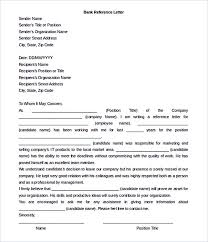 Reference Letter Template Word reference letter template details you should include when writing one