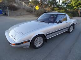 1984 mazda rx7 rx 7 gsl se 13b 5 spd manual 1 owner rotary