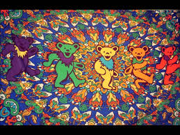 hanging a grateful dead tapestry on a curved wall u2014 carpet decoration