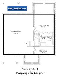 house plan 37 11 vtr house plans by garrell associates inc
