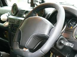land rover steering wheel the new and exclusive marant mono steering wheel for land rover