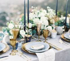 summer table setting inspirations
