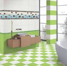 bathroom seafoam green subway tile green mosaic glass tile