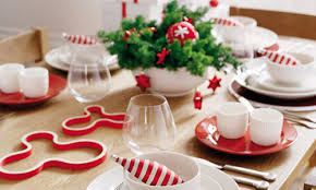 nice christmas table decorations how to style a christmas table bbc good food
