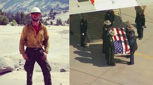 Wild Fires In Montana Right Now by Inland Empire Firefighter Who Died Battling Montana Blaze Honored