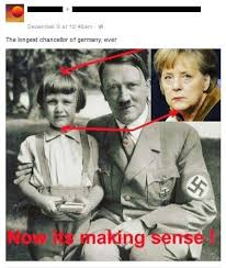 Current Memes - the merkel meme elyse bruce