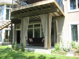 Patio Curtains Outdoor Decorating Patio Curtain Fabric Outdoor Porch Curtain Panels