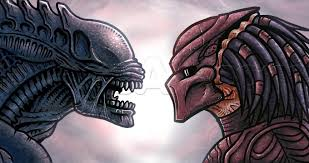how to draw alien vs predator step by step movies pop culture
