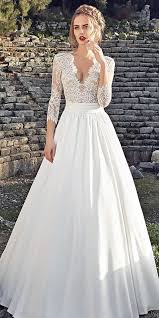 wedding dress with sleeves wedding dress with lace sleeves