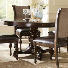 Henkel Harris Dining Room Oval Dining Table Pedestal Base