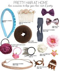 10 pretty hair accessories to make you look at home jewelpie
