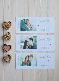 save the date ideas diy 2014 free calendar save the dates