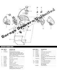 Garage Door Assembly by Liftmaster Garage Door Gear Replacement Btca Info Examples Doors