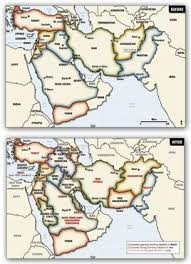middle east map changes ralph peters