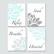 Bathtub Stickers Bathroom Wall Art Ideas Pinterest Spa Decor Bathtub Stickers Ebay