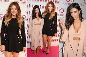 Kim Kardashian Hair Growth Pills Hairfinity Takes London Strong U0026 Healthy Hair From Within And