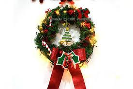 santa wreath u0026 noel letters christmas diy craft passion u2013 page