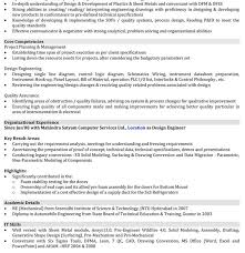 resume format free download for freshers pdf reader rarechanical engineering resume format for year experienced