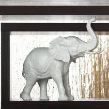 eclectic elephant ring holder images Elephant decor figurines you 39 ll love wayfair jpg