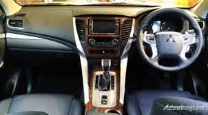 All New Pajero Sport List Kap Mobil Depan Molding Chrome bedah fitur new pajero sport 2016 indonesia yuk