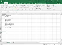 How To Use Spreadsheet As Database What Is A Database