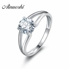 aliexpress buy brand tracyswing rings for women online buy wholesale sona 1ct from china sona 1ct wholesalers
