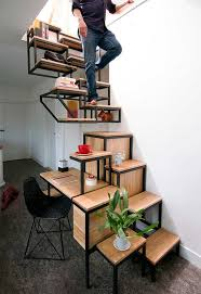 Garage Stairs Design 15 Unique Stairs With Incredible Ideas Home Design And Interior
