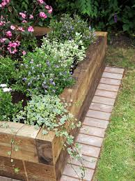 Neat Sheet Ground Cover by How To Build A Mowing Edge Edging Around A Raised Bed Hgtv