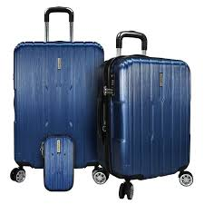 Alaska travelers choice images Traveler 39 s choice 3 piece hardside spinner set