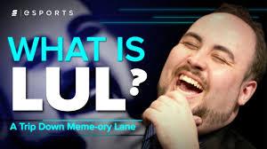 Meme Down - what is lul a trip down meme ory lane thescore esports