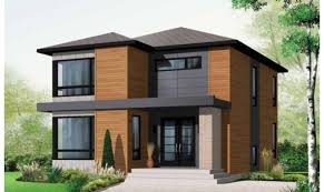 modern two story house plans 19 photos and inspiration modern two story house washington house